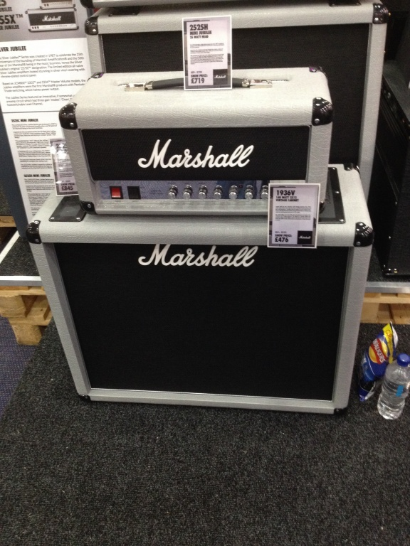 marshall 2525h mini jubilee review