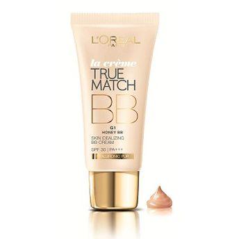 l oreal true match blur cream review