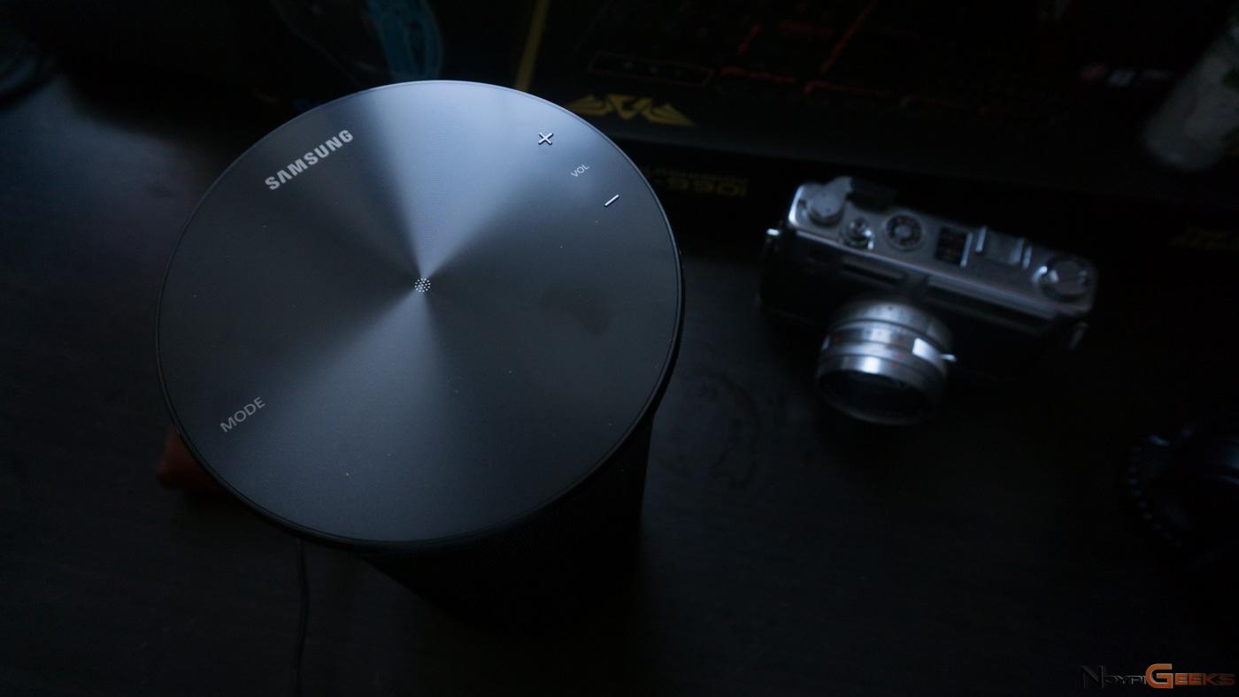 samsung radiant 360 r1 speaker review