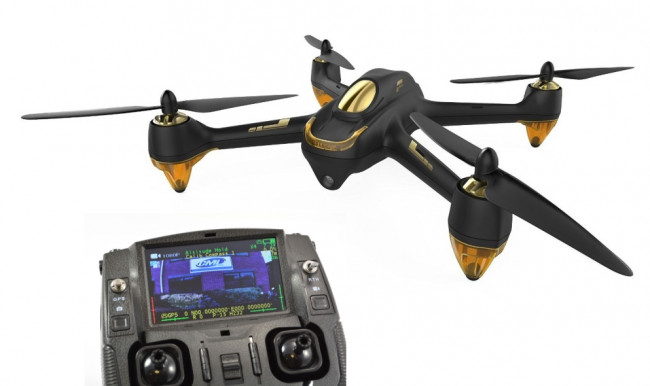hubsan x4 quadcopter with hd camera review