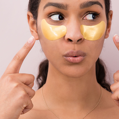 oh k under eye mask review