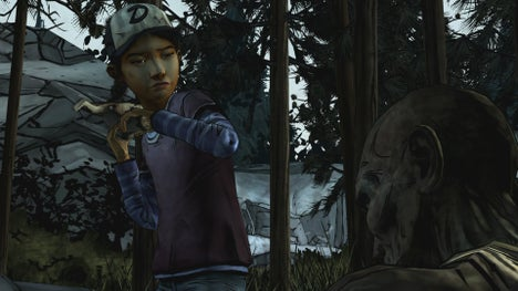 walking dead video game review