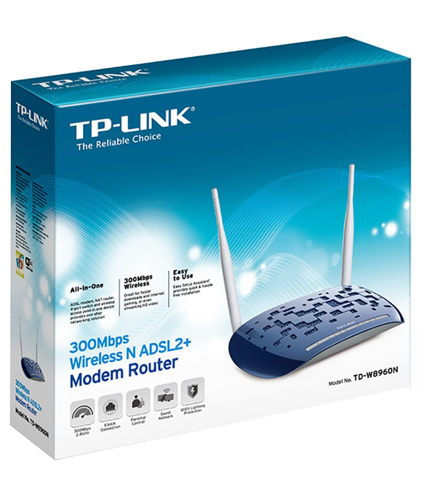 tp link td w8950n review