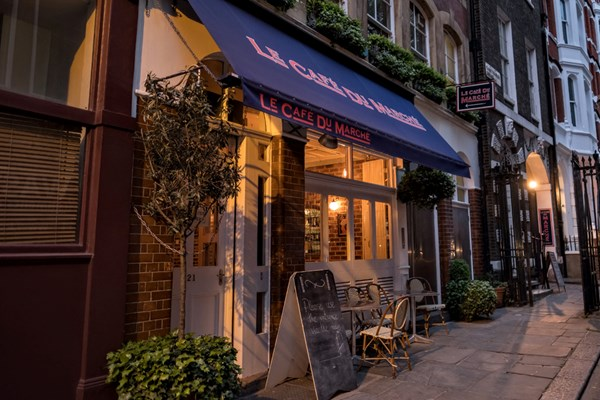 london review of books cafe