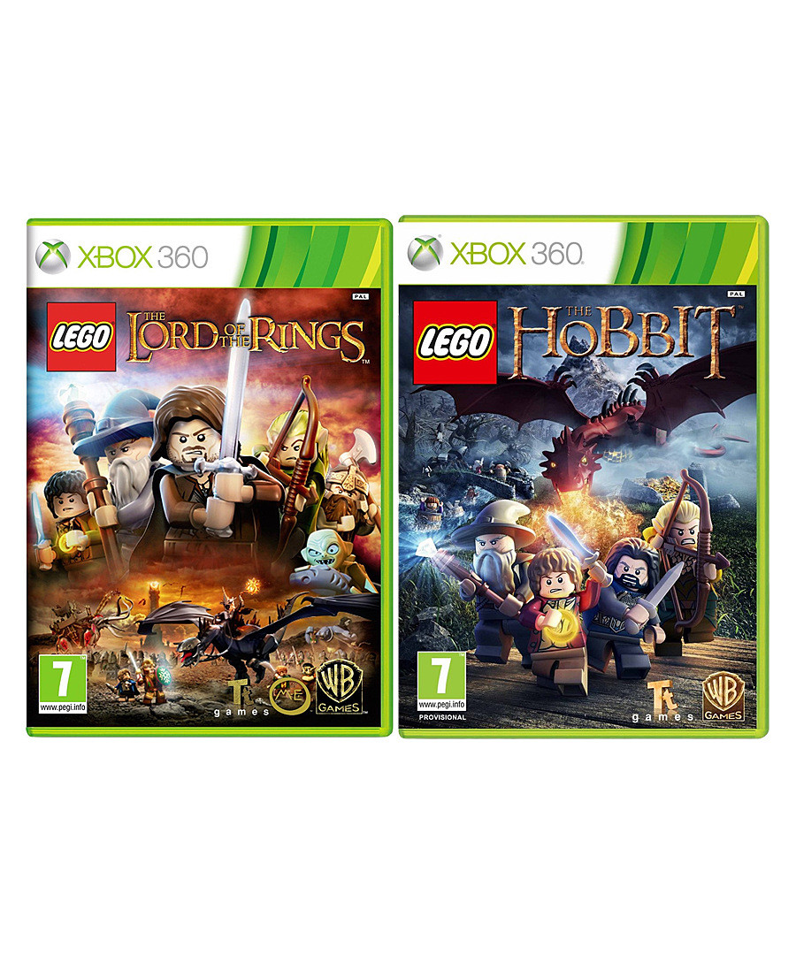 lego hobbit xbox 360 review