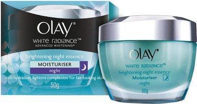 oil of olay night cream reviews