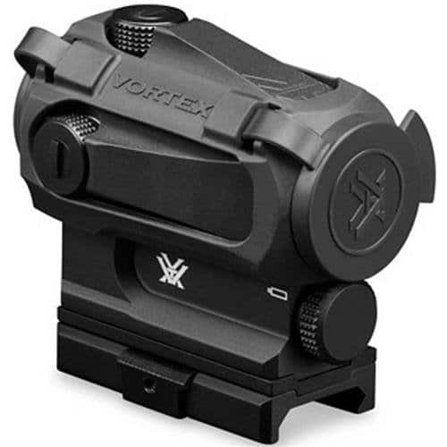vortex sparc red dot scope review