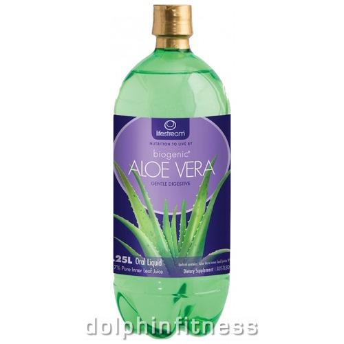 lifestream biogenic aloe vera gel review