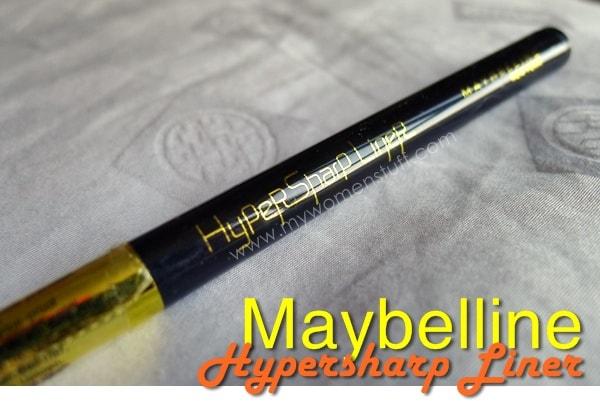 maybelline liquid eyeliner pen review