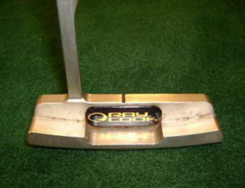 ray cook blue goose putter review