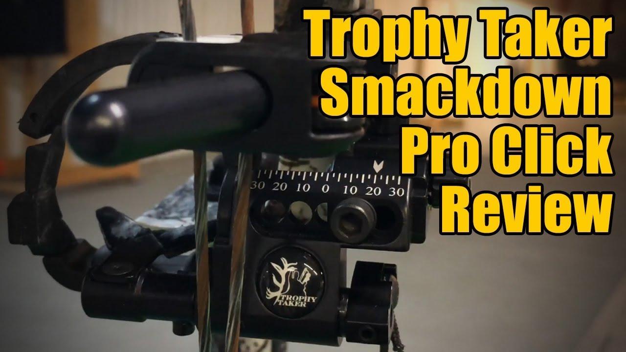 trophy taker smackdown pro review