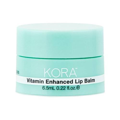 kora organics lip balm review