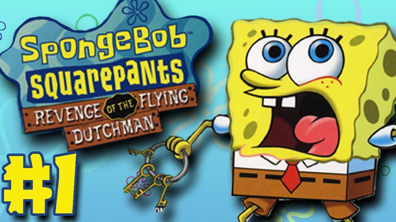 spongebob revenge of the flying dutchman review