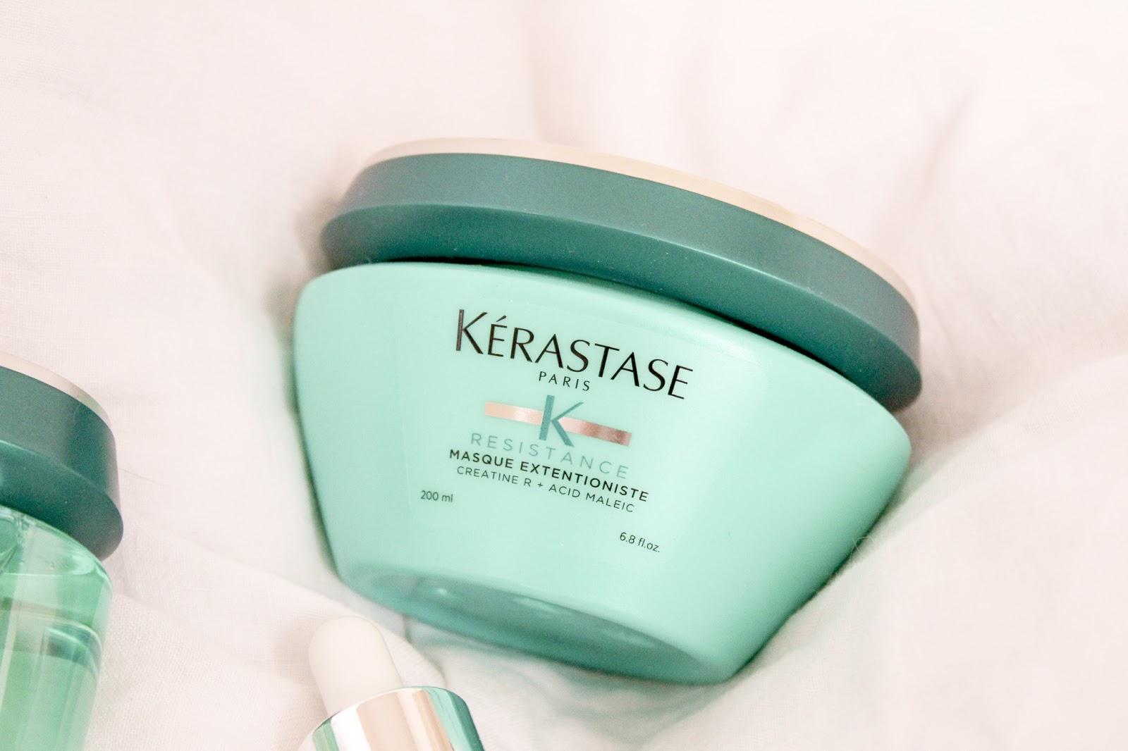 kerastase resistance hair mask reviews