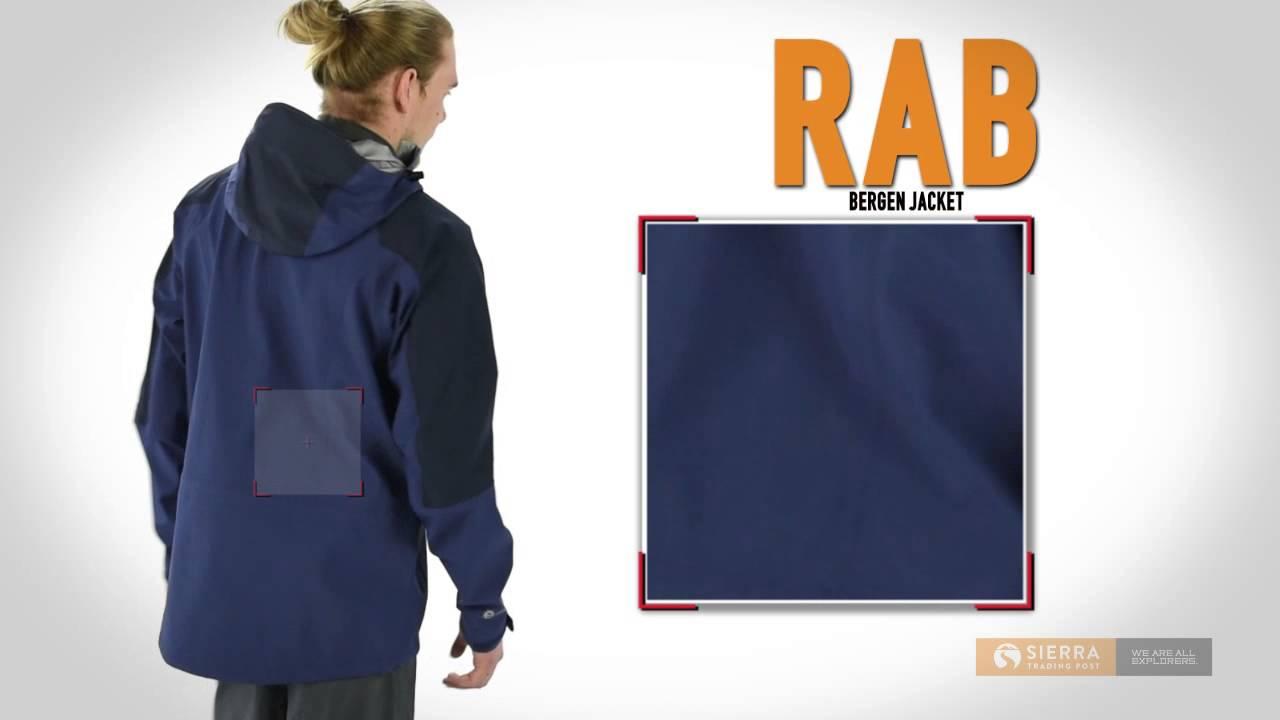 rab bergen jacket review 2015
