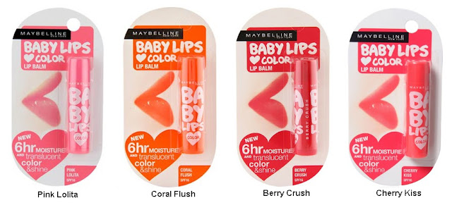 maybelline baby lips cherry kiss review