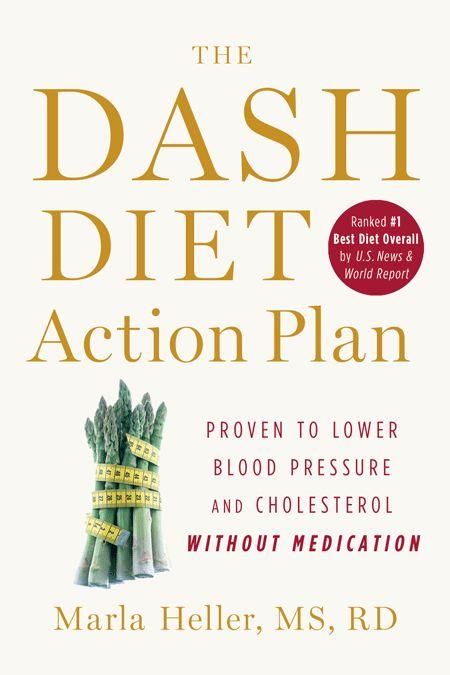 the dash diet book reviews