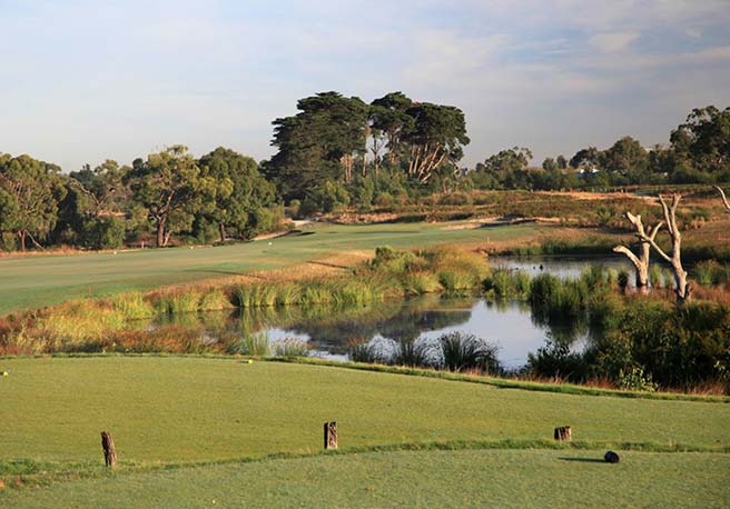 settlers run golf course review