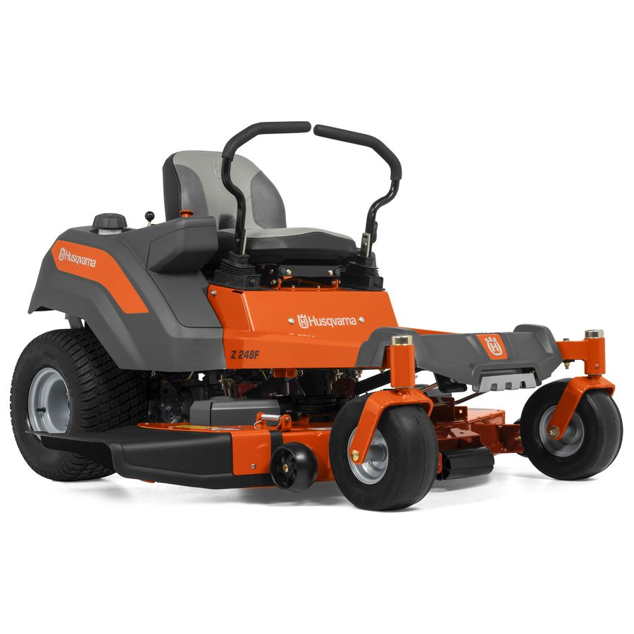 husqvarna 18.5 hp automatic 42 in riding lawn mower review