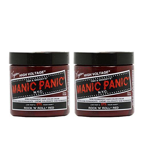 manic panic rock n roll red reviews