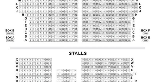 shaftesbury theatre seating plan reviews