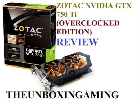 nvidia gtx 750 ti review