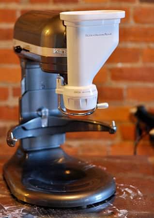 kitchenaid pasta extruder attachment review