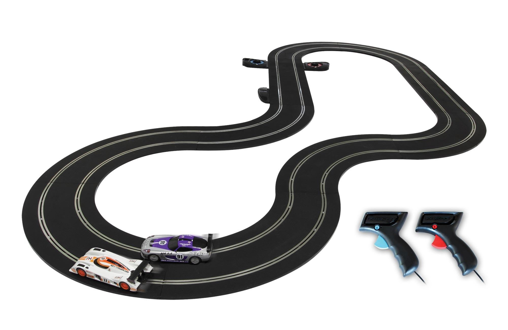 scalextric continental sports cars set review