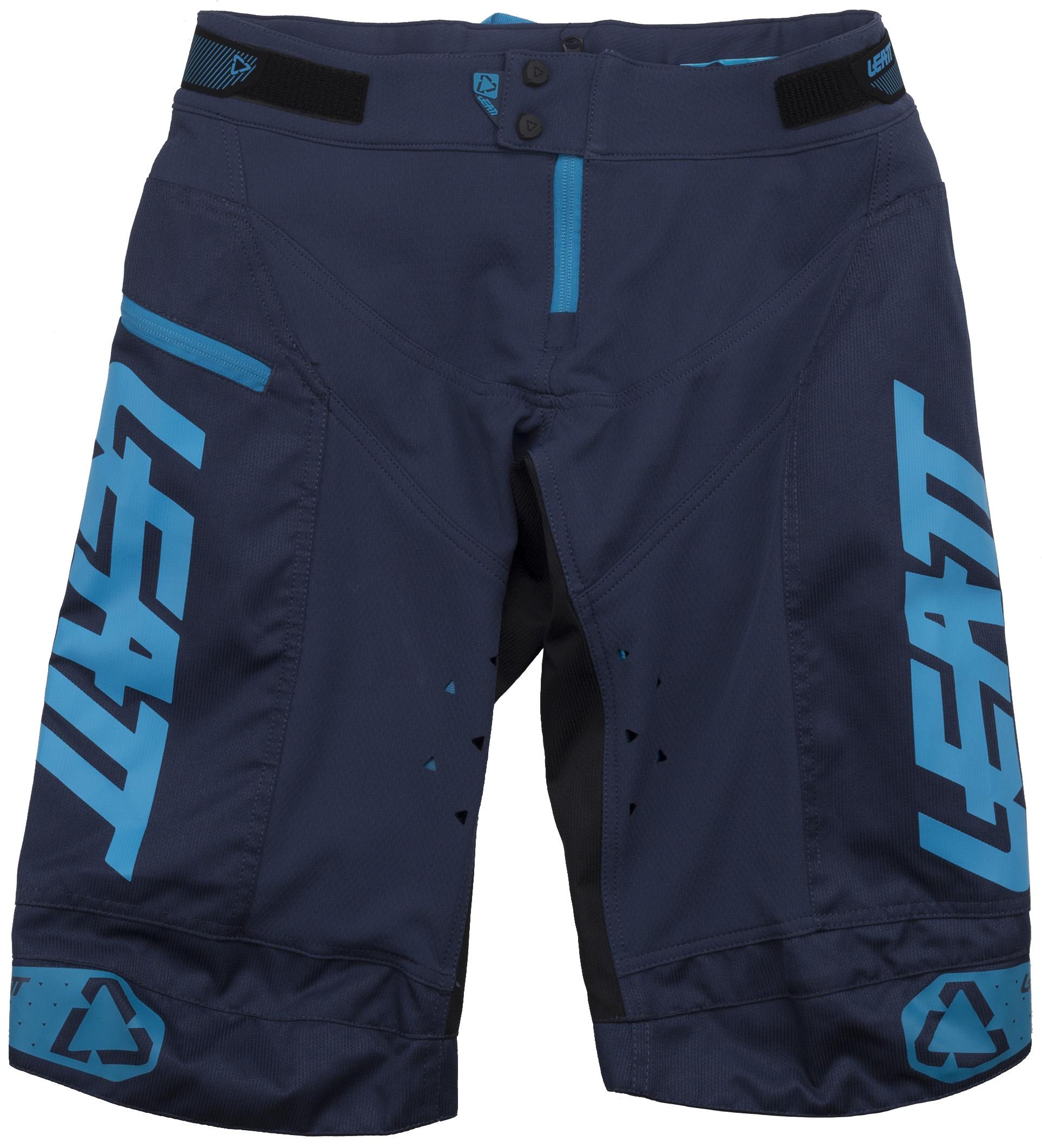 leatt dbx 4.0 shorts review
