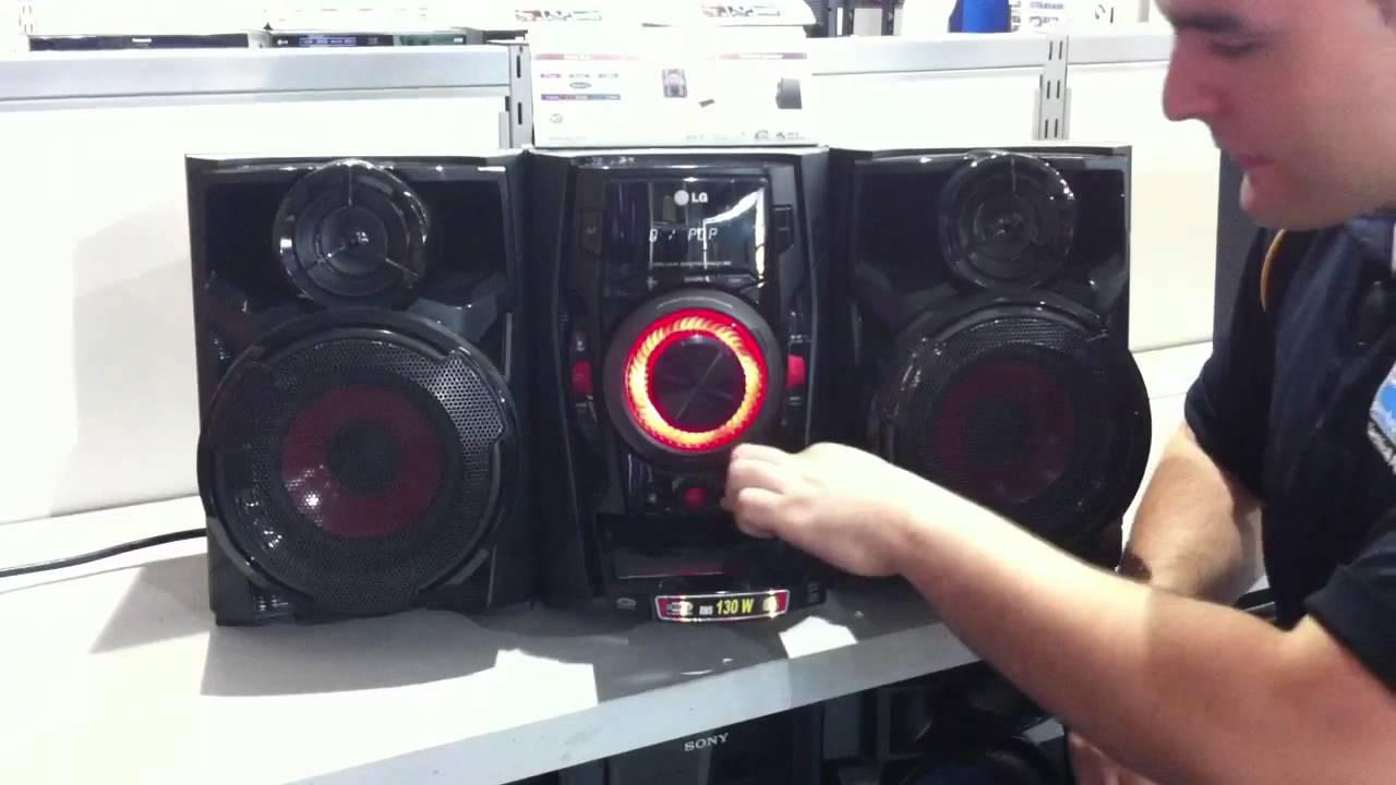 lg mini hifi system cm4360 reviews