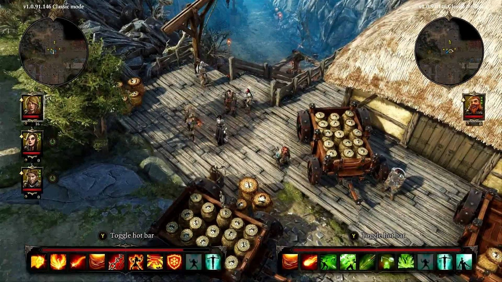 xbox one divinity original sin review