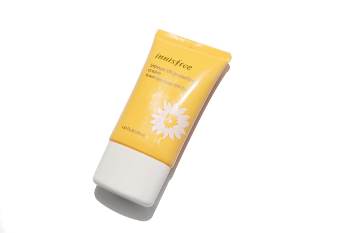 innisfree triple care sunscreen review