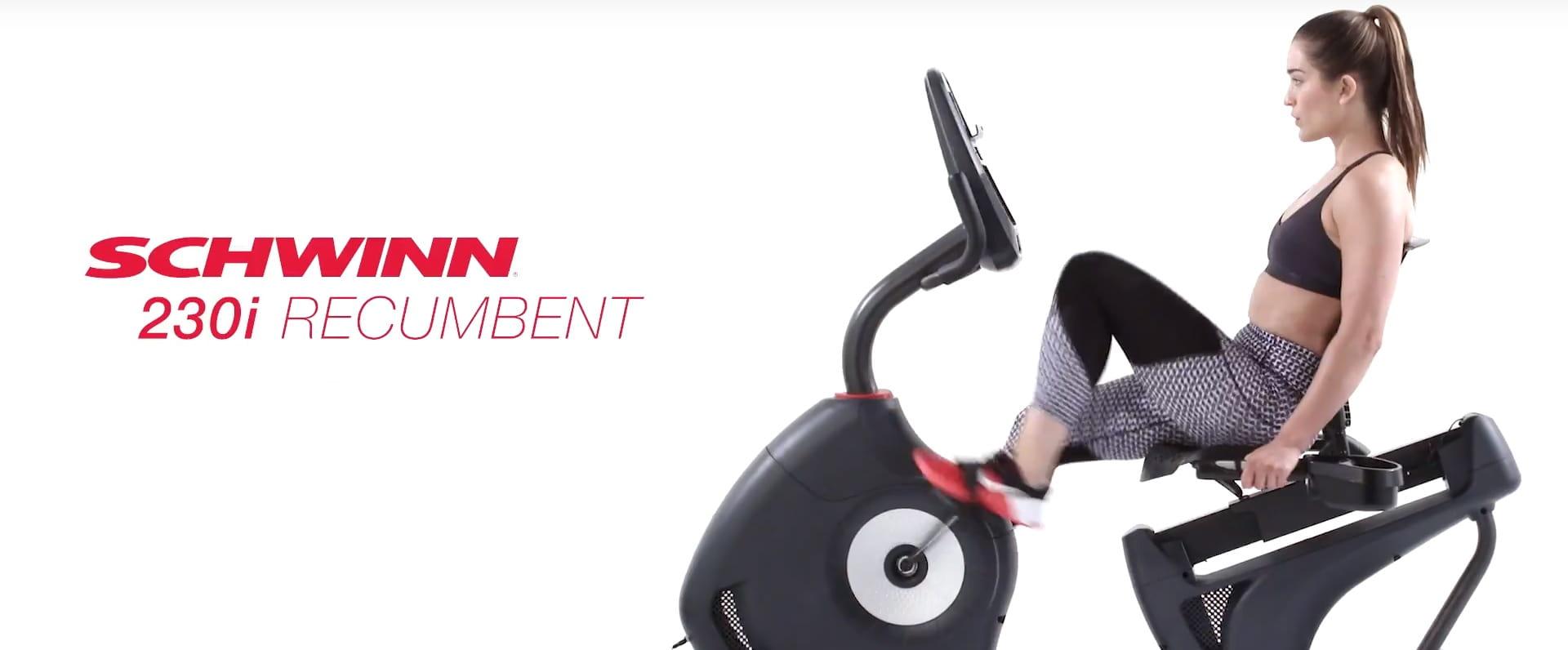 schwinn 230 recumbent bike reviews