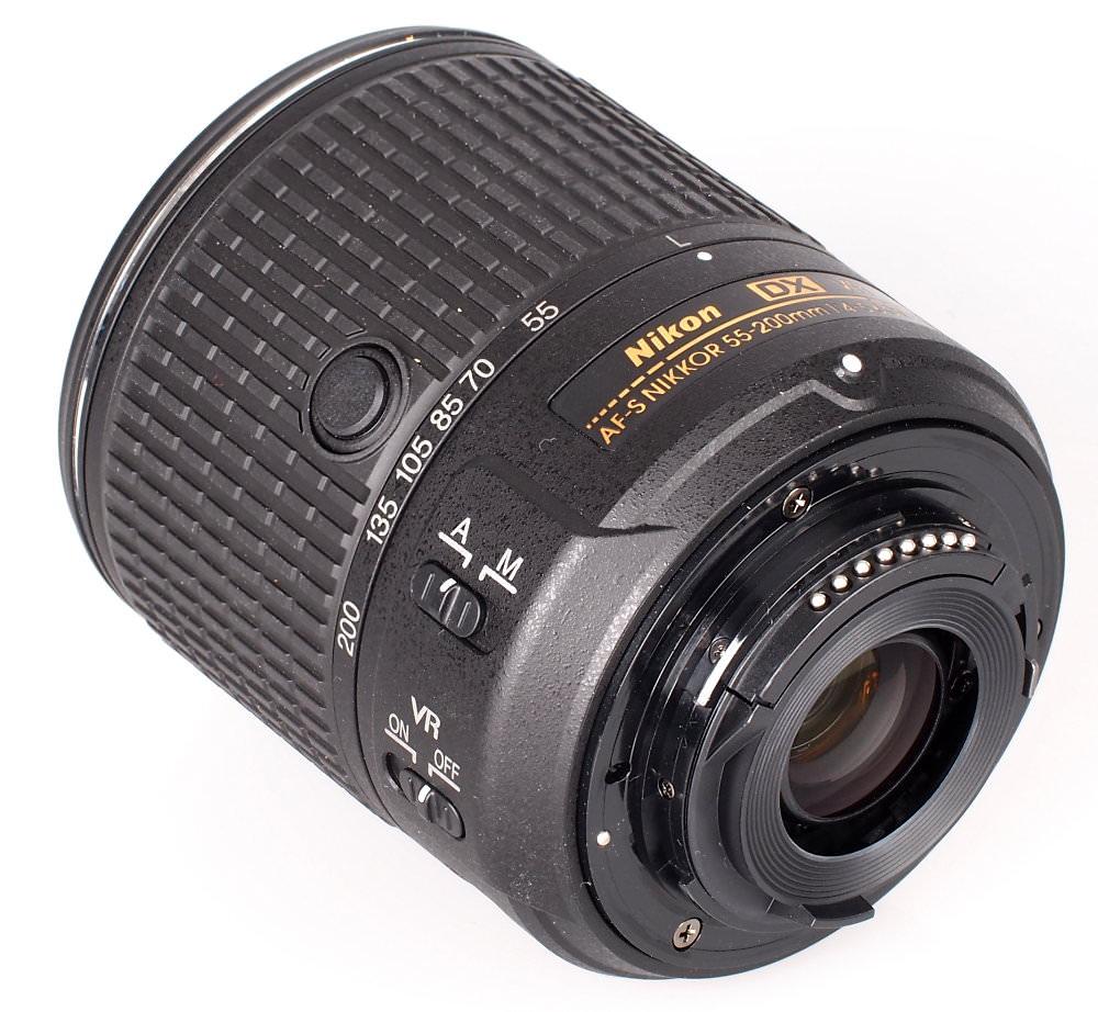 nikkor 55 200mm vr review