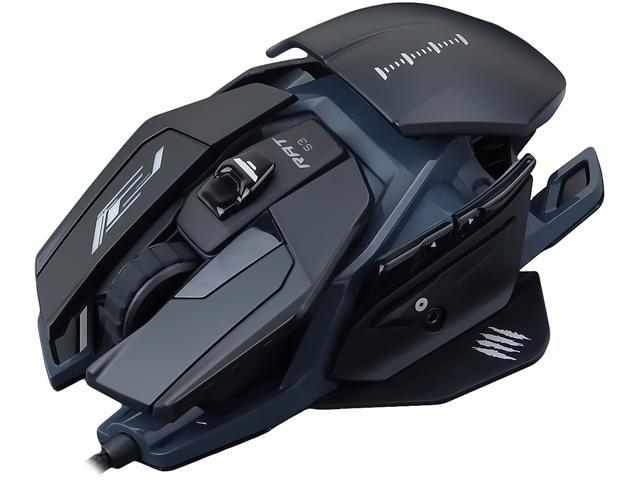 mad catz rat 5 gaming mouse review