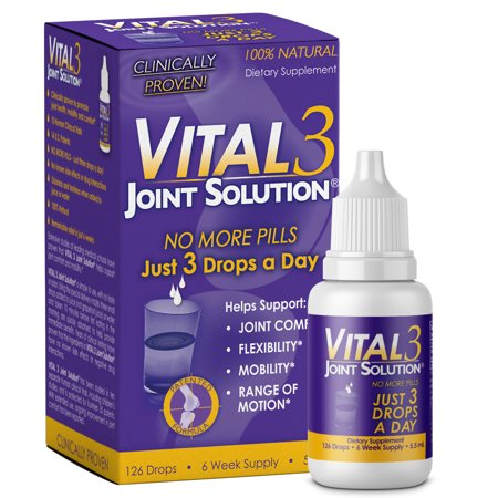 reviews of vital 3 joint solution