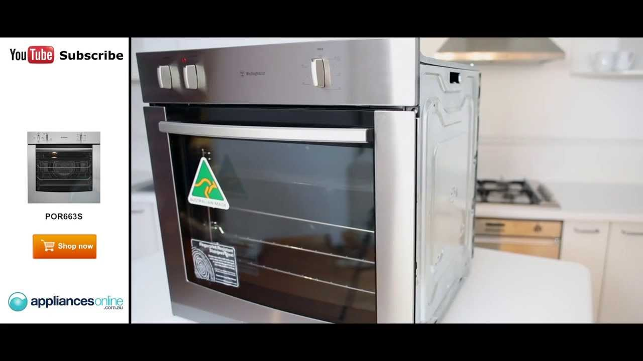 westinghouse electric wall oven reviews