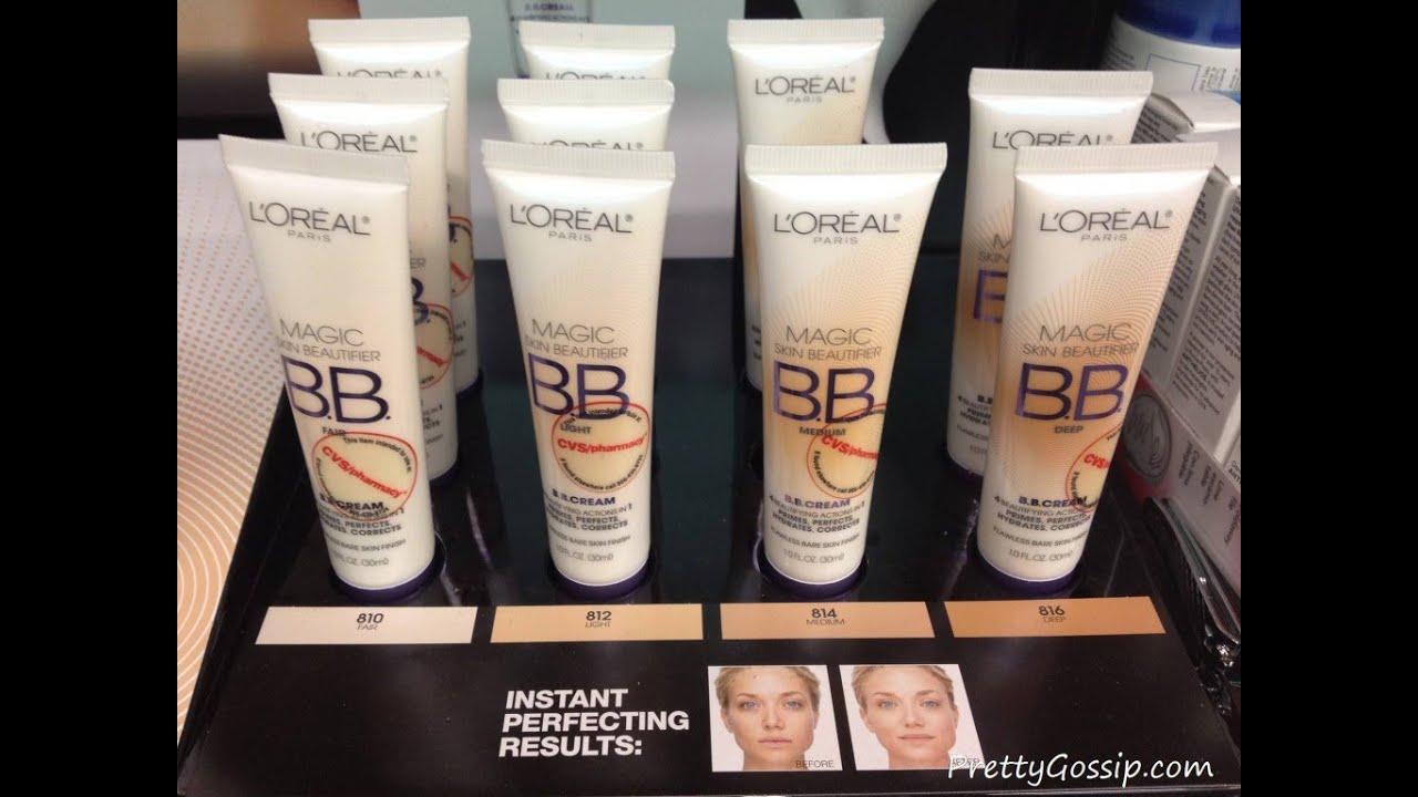 l oreal paris magic skin beautifier bb cream review