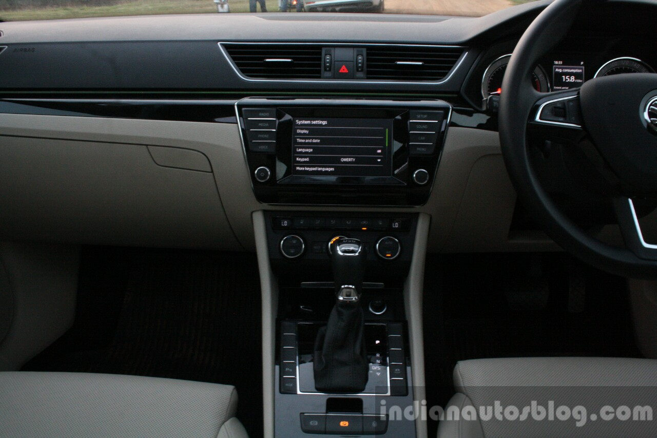 skoda superb laurin & klement review