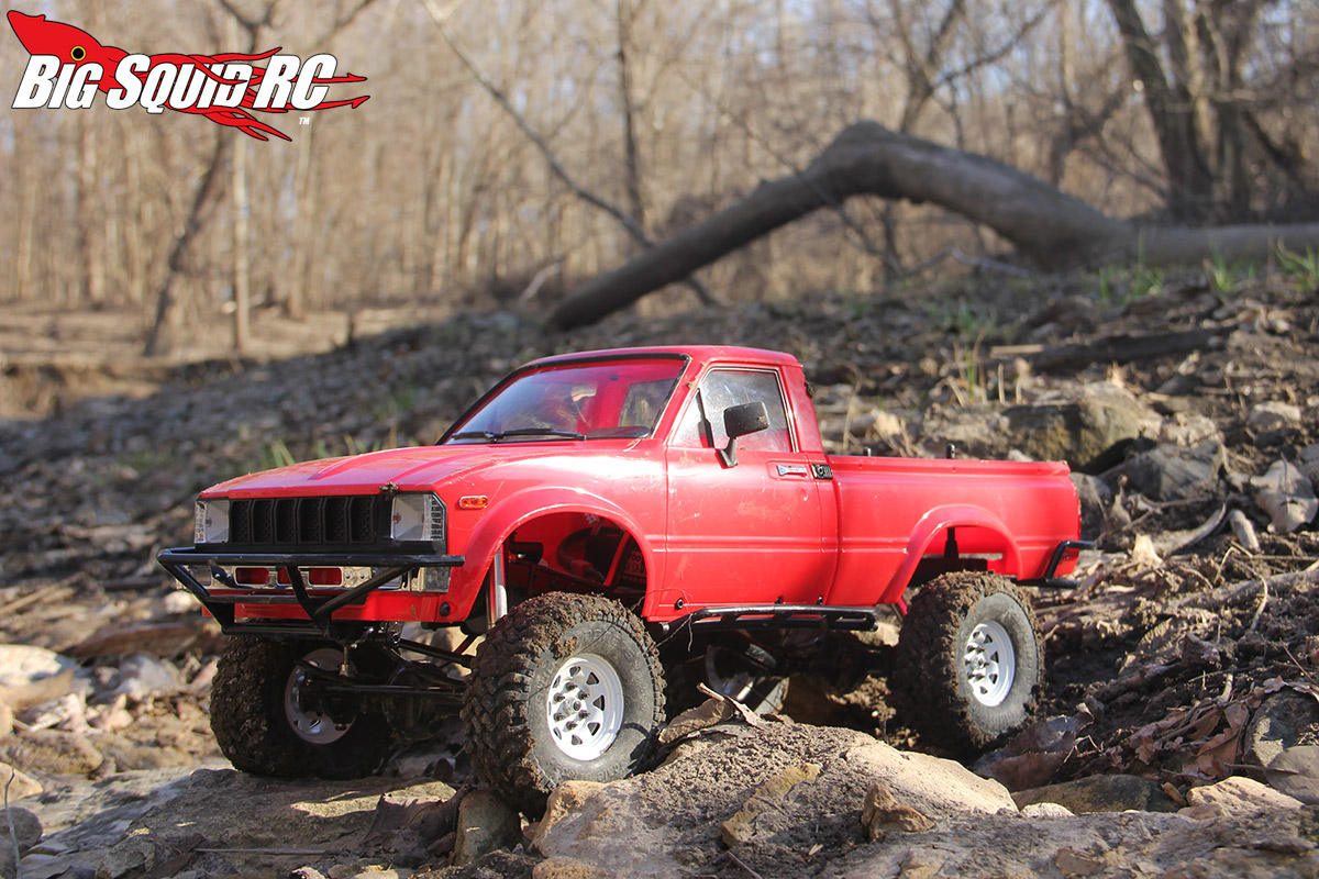 rc4wd trail finder 2 rtr review