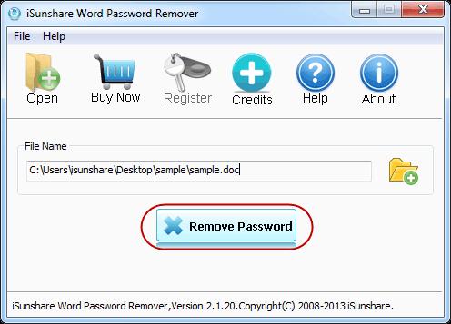 isumsoft word password refixer review