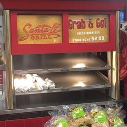 santa fe tex mex grill review