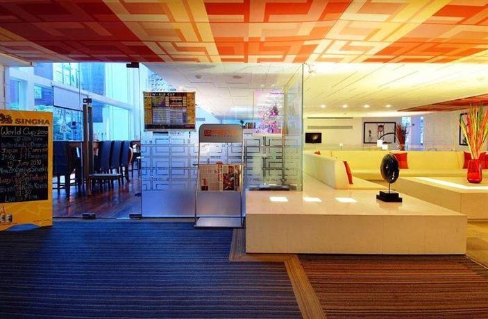 le fenix sukhumvit hotel bangkok review