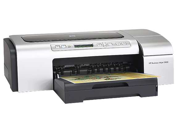 hp business inkjet 2800 review