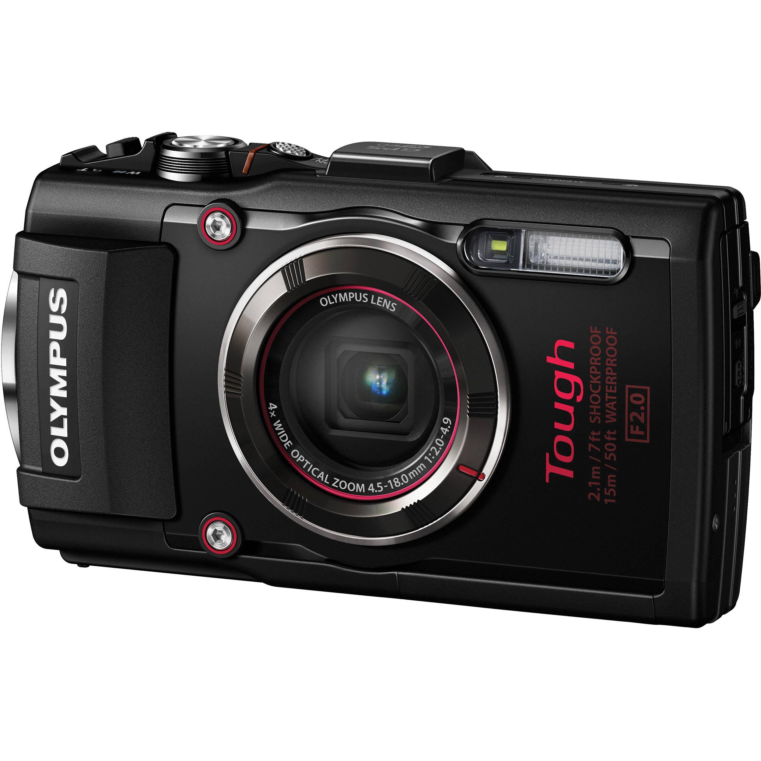 olympus tg 4 tough camera review