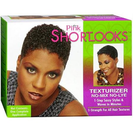 lusters short looks texturizer reviews