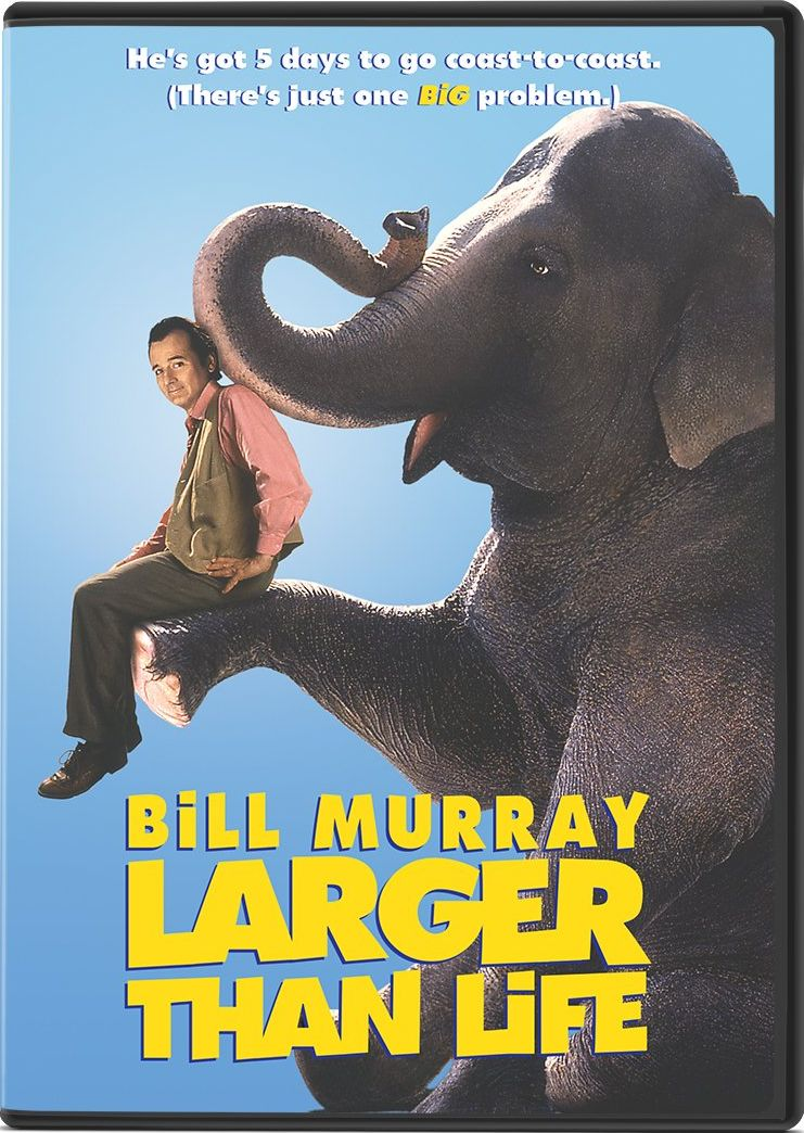 larger than life movie review
