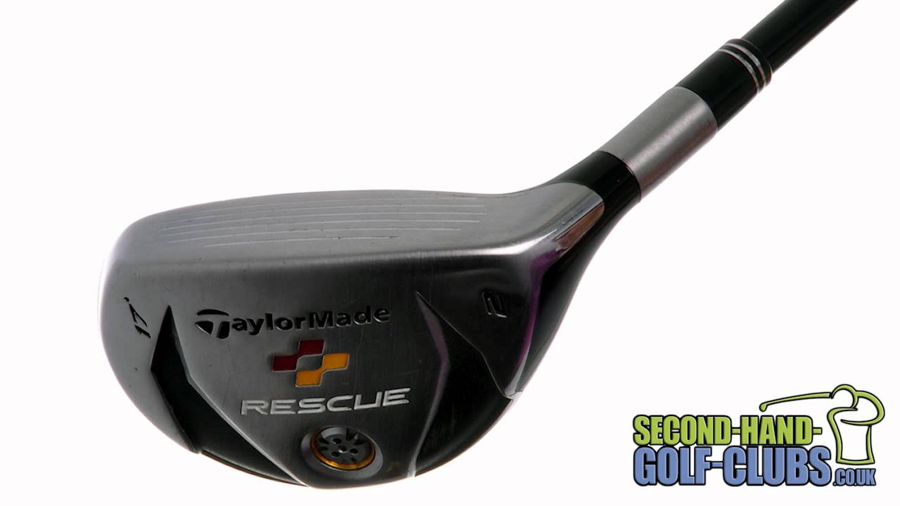 taylormade rescue 11 hybrid review