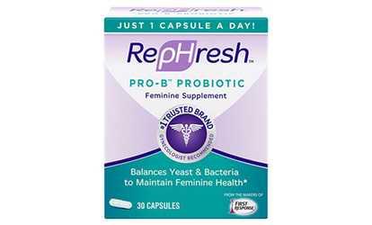 pro b probiotic feminine supplement reviews