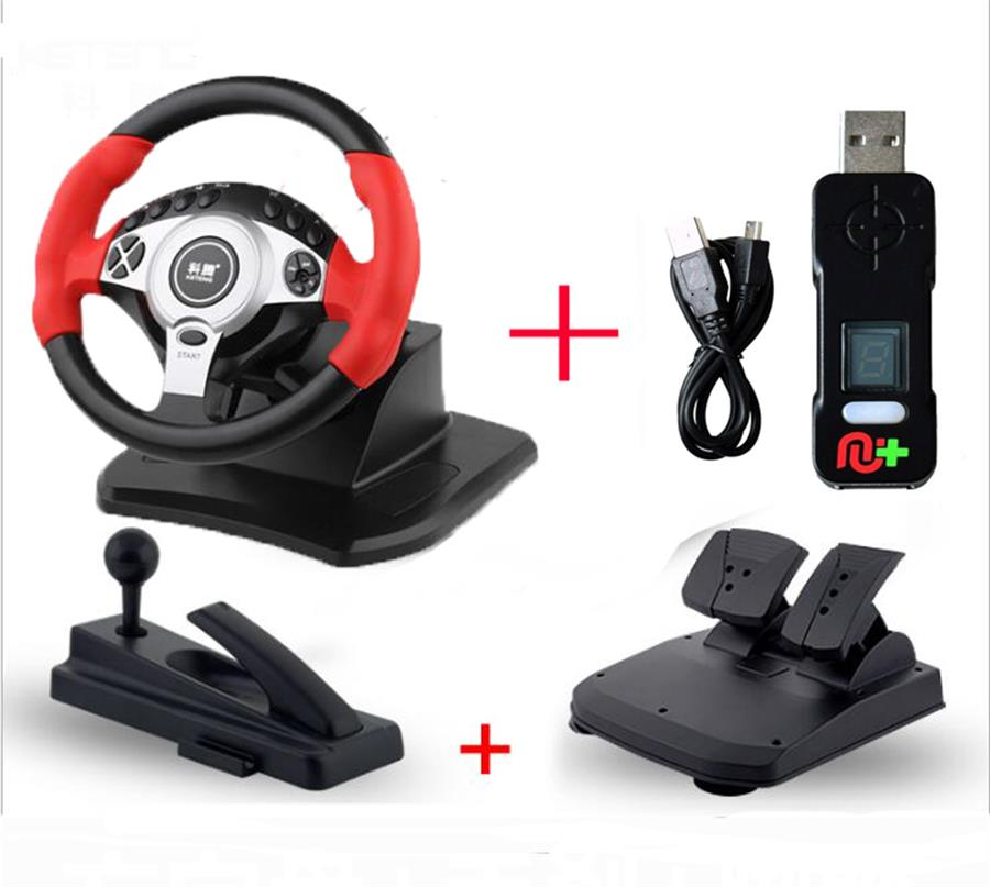 ps3 steering wheel and pedals review